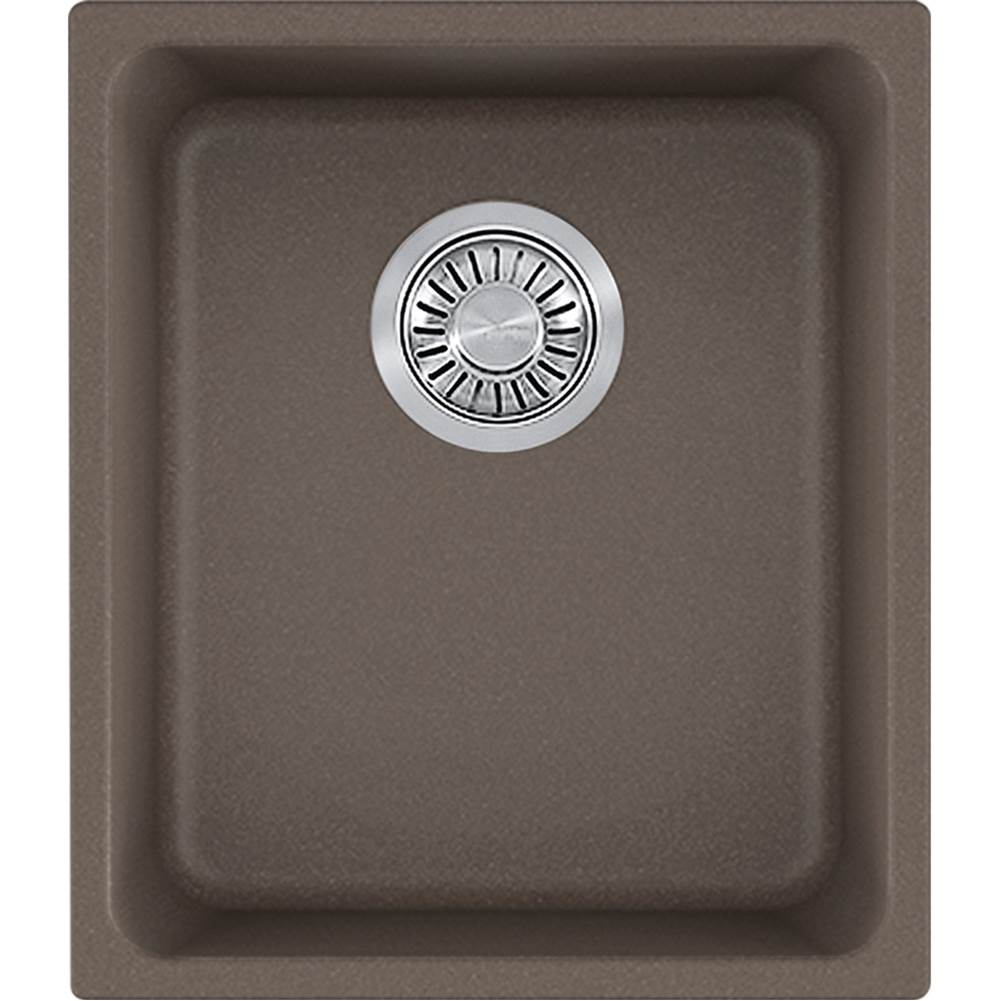 Franke Undermount Kitchen Sinks item KBG11013STO