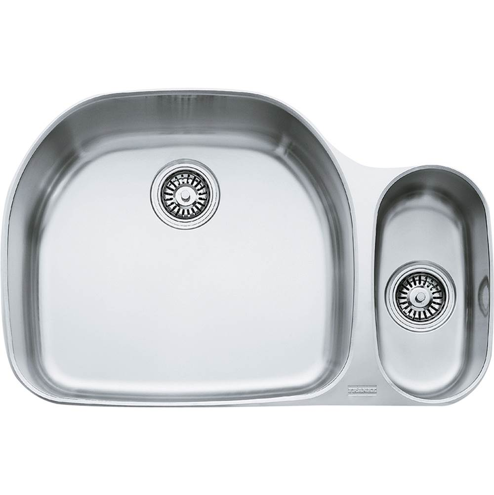 Franke Undermount Kitchen Sinks item PCX16009