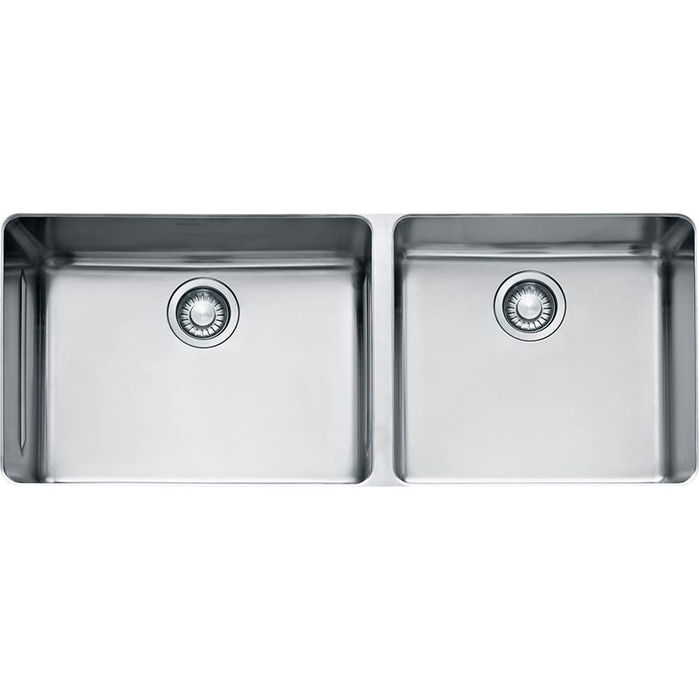 Franke Undermount Kitchen Sinks item KBX12043