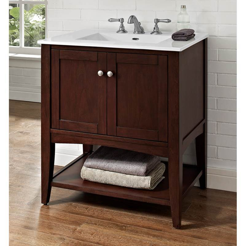 Fairmont Designs Floor Mount Vanities item 1513-VH30