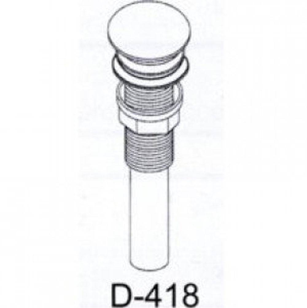 Fairmont Designs  Drain Assemblies item D-418-BN