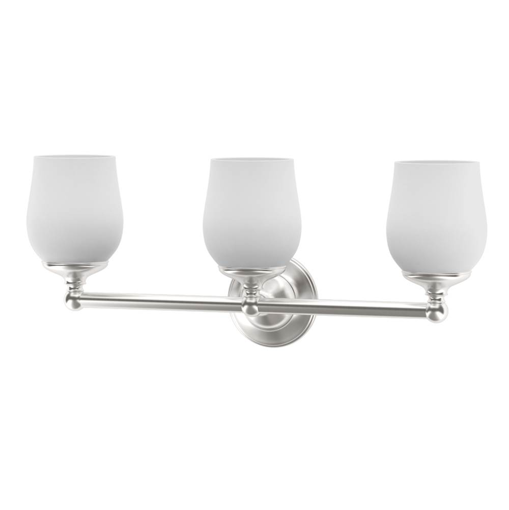 Gatco Three Light Vanity Bathroom Lights item 1657