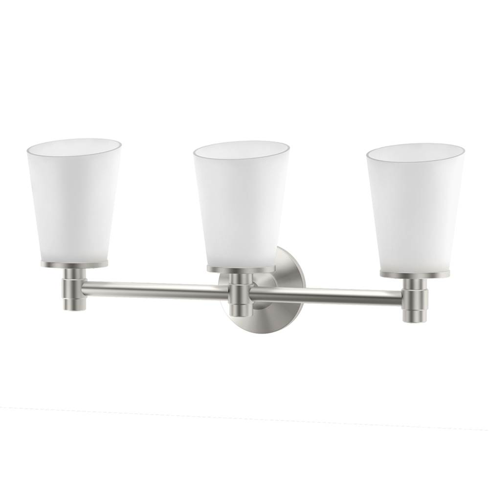 Gatco Three Light Vanity Bathroom Lights item 1667