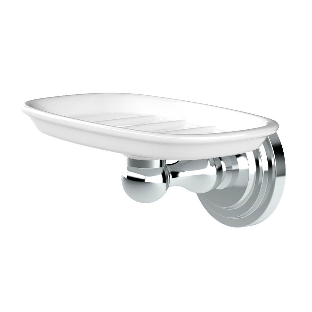 Gatco Soap Dishes Bathroom Accessories item 5237