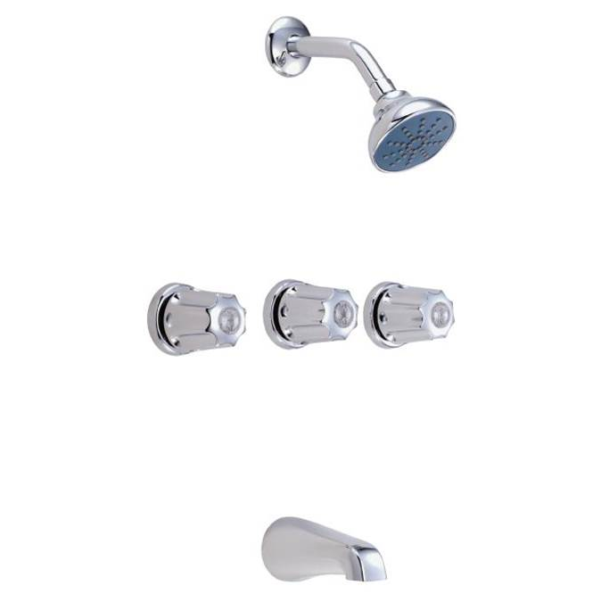 Gerber Plumbing  Tub And Shower Faucets item 07-48-030-83