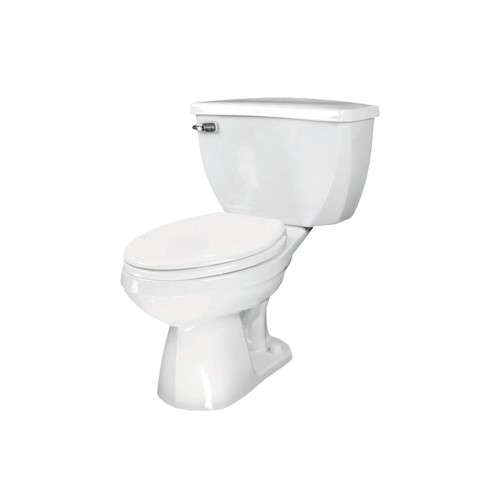 Gerber Plumbing Toilets White | Gateway Supply - South-Carolina