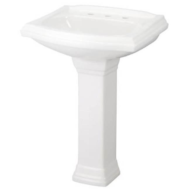 Gerber Plumbing Bathroom Sinks Pedestal Bathroom Sinks Gateway