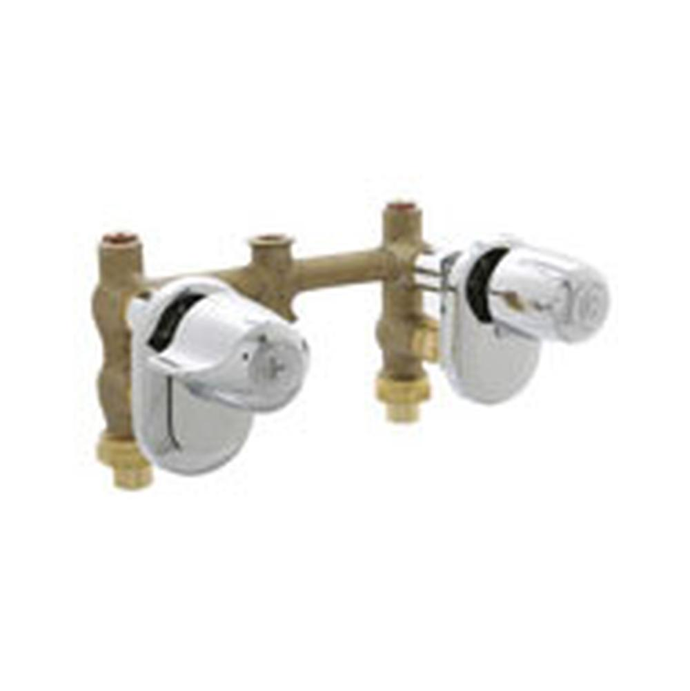 Gerber Plumbing  Shower Only Faucets With Head item 48-224-83