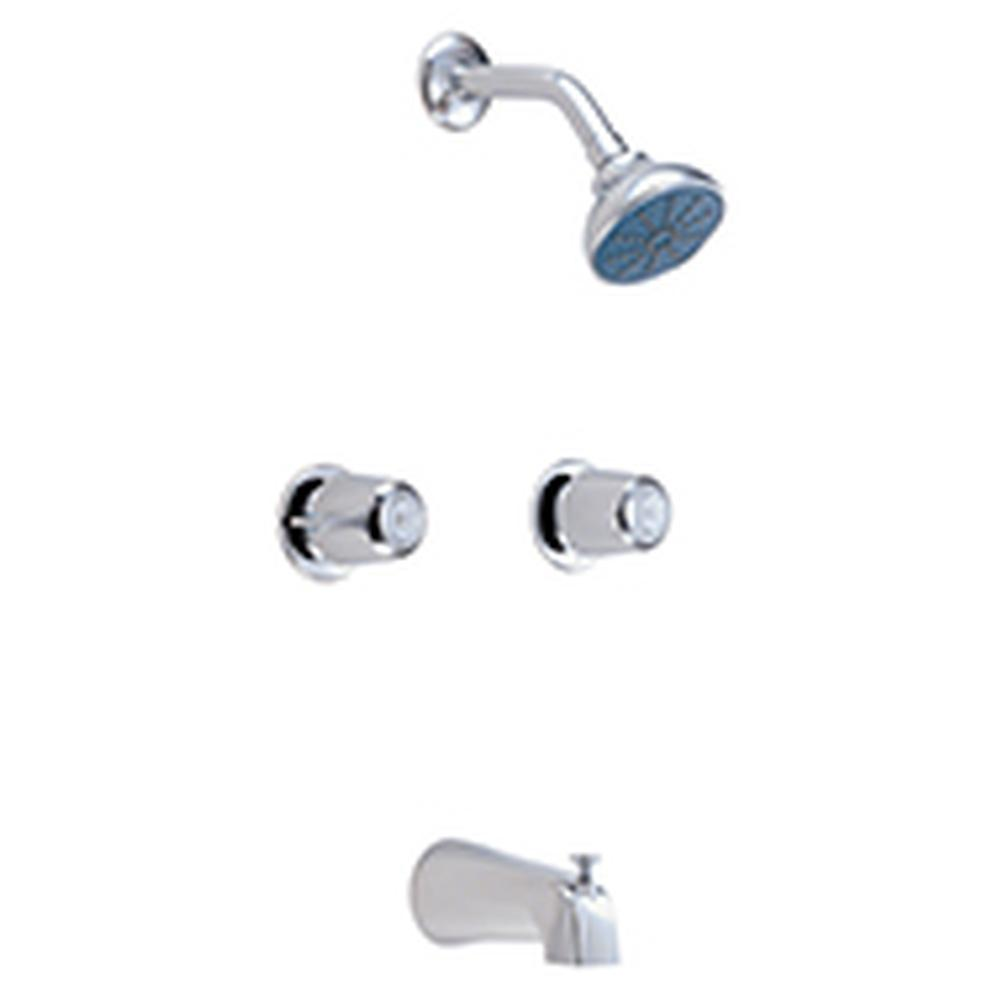 Gerber Plumbing  Tub And Shower Faucets item 48-720-82-83