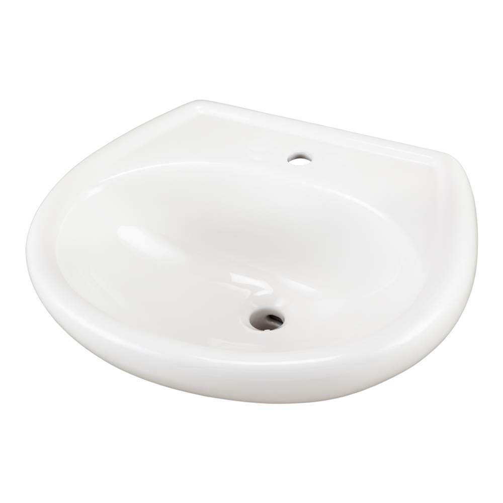 Gerber Plumbing Vessel Only Pedestal Bathroom Sinks item G0012501