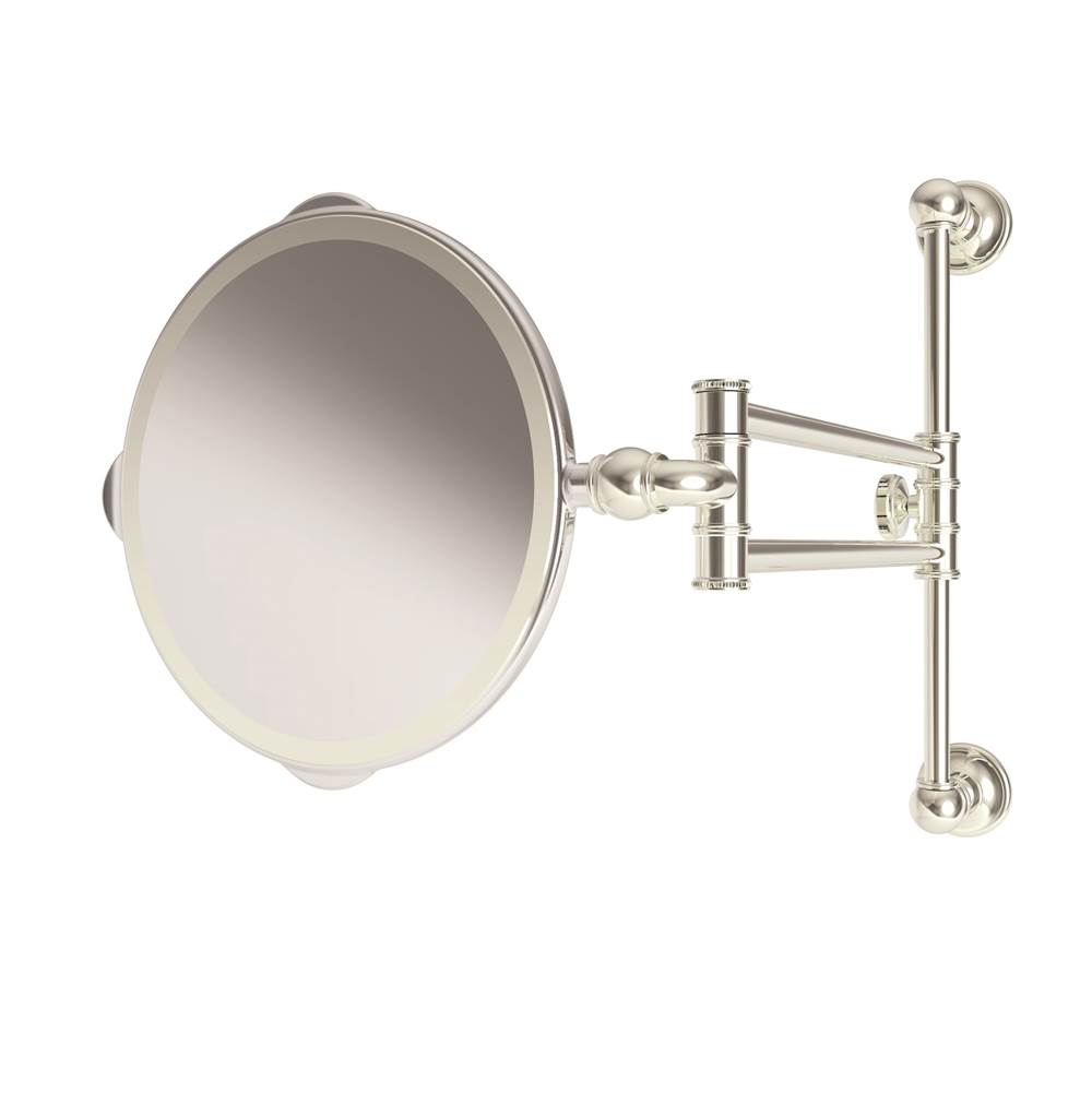 Ginger Magnifying Mirrors Bathroom Accessories item 4544/PN
