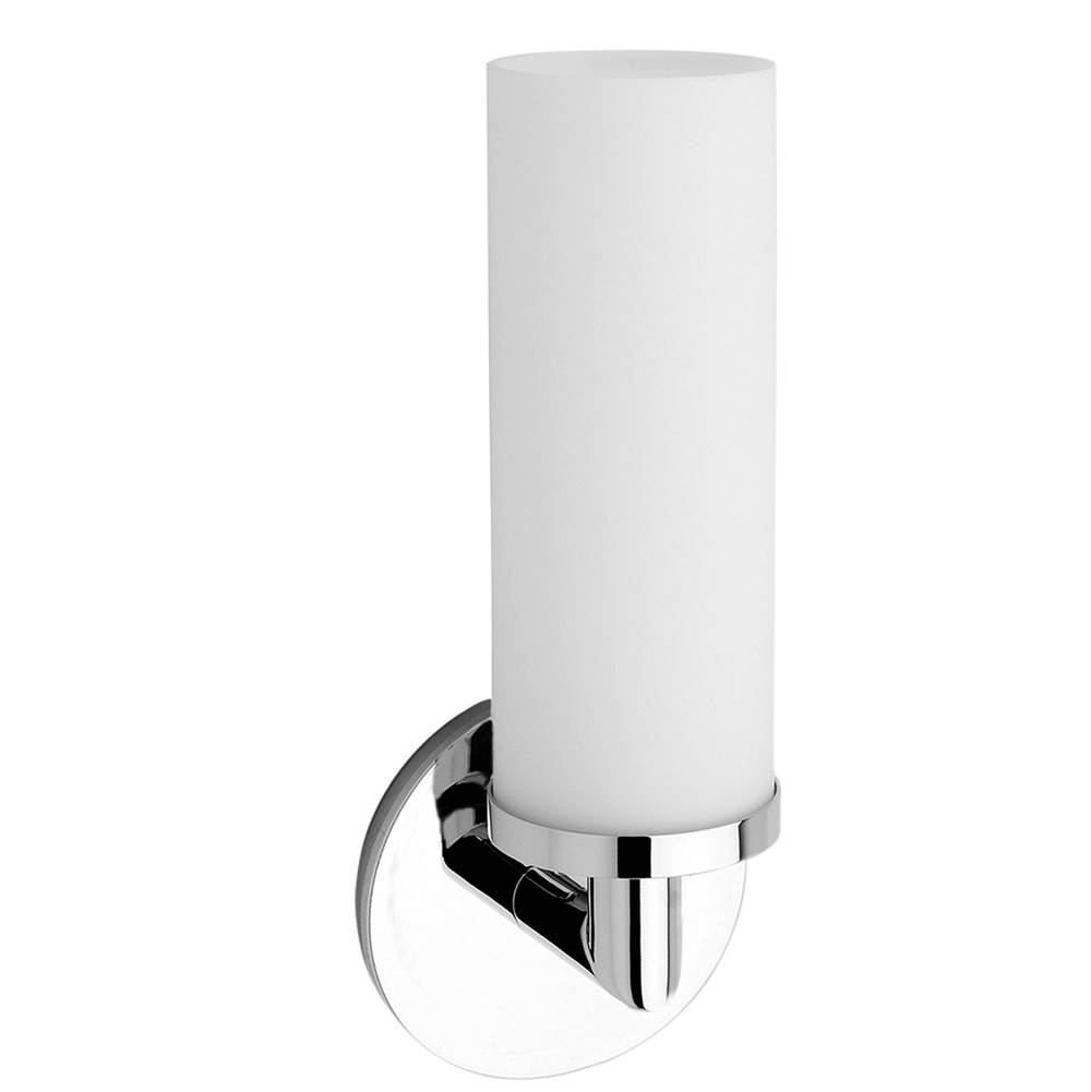 Ginger One Light Vanity Bathroom Lights item 4681L/PN