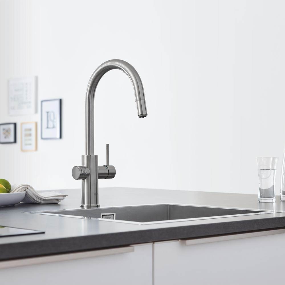 Grohe  Kitchen Faucets item 31251DC2