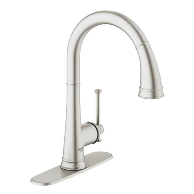 Grohe  Kitchen Faucets item 30210DC1
