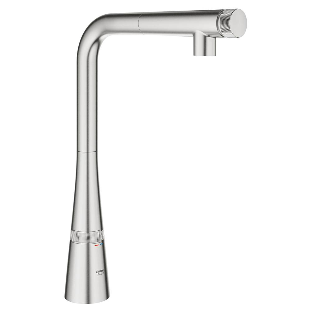 Grohe Pull Out Faucet Kitchen Faucets item 31559DC2