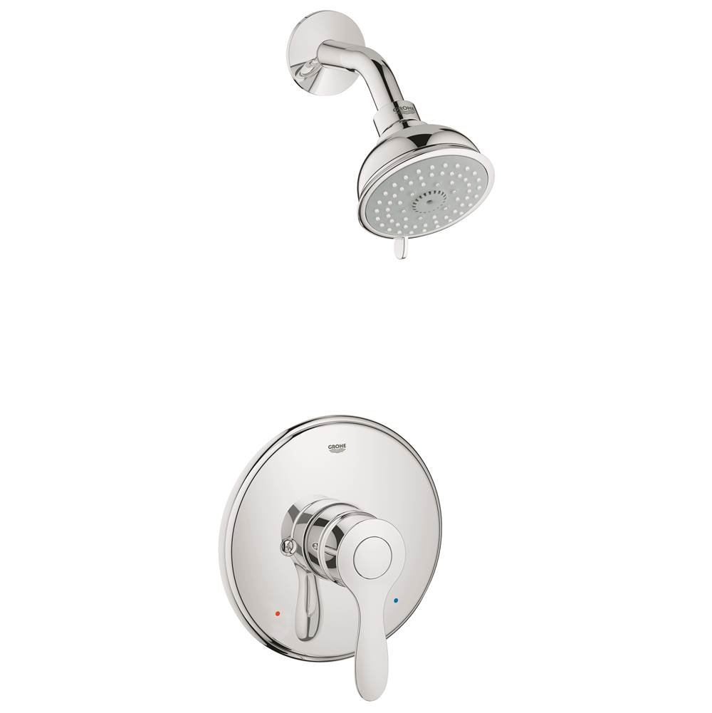 Grohe  Shower Only Faucets With Head item 35039000