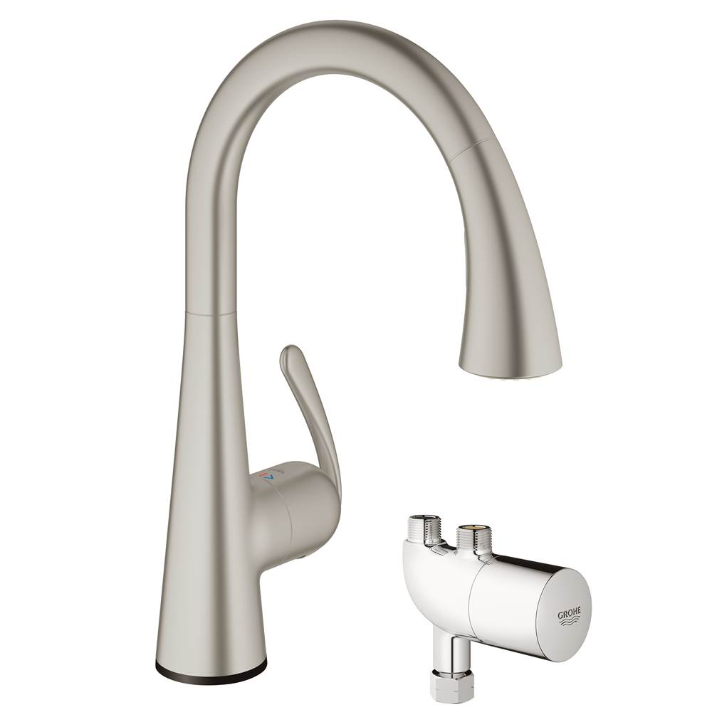 Grohe Deck Mount Kitchen Faucets item 30226DC0
