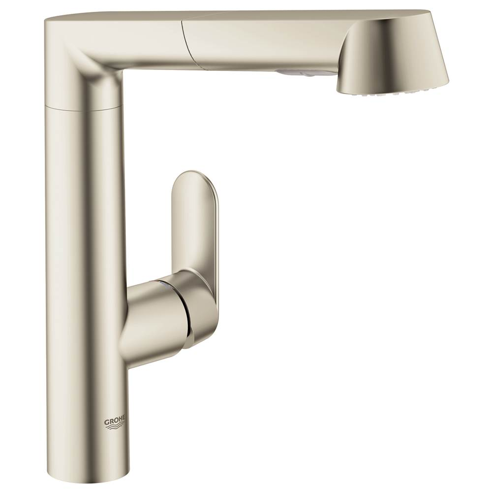 Grohe Single Hole Kitchen Faucets item 32178DC0