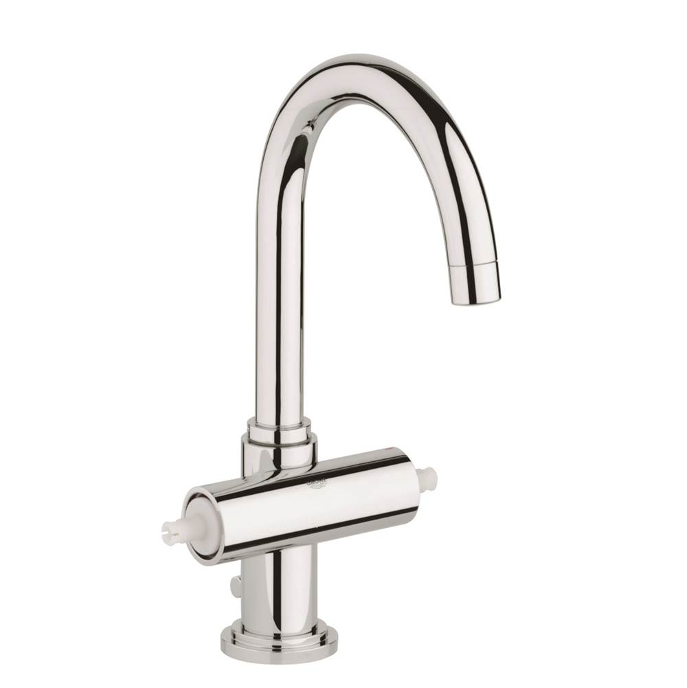 Grohe Single Hole Bathroom Sink Faucets item 2102700A