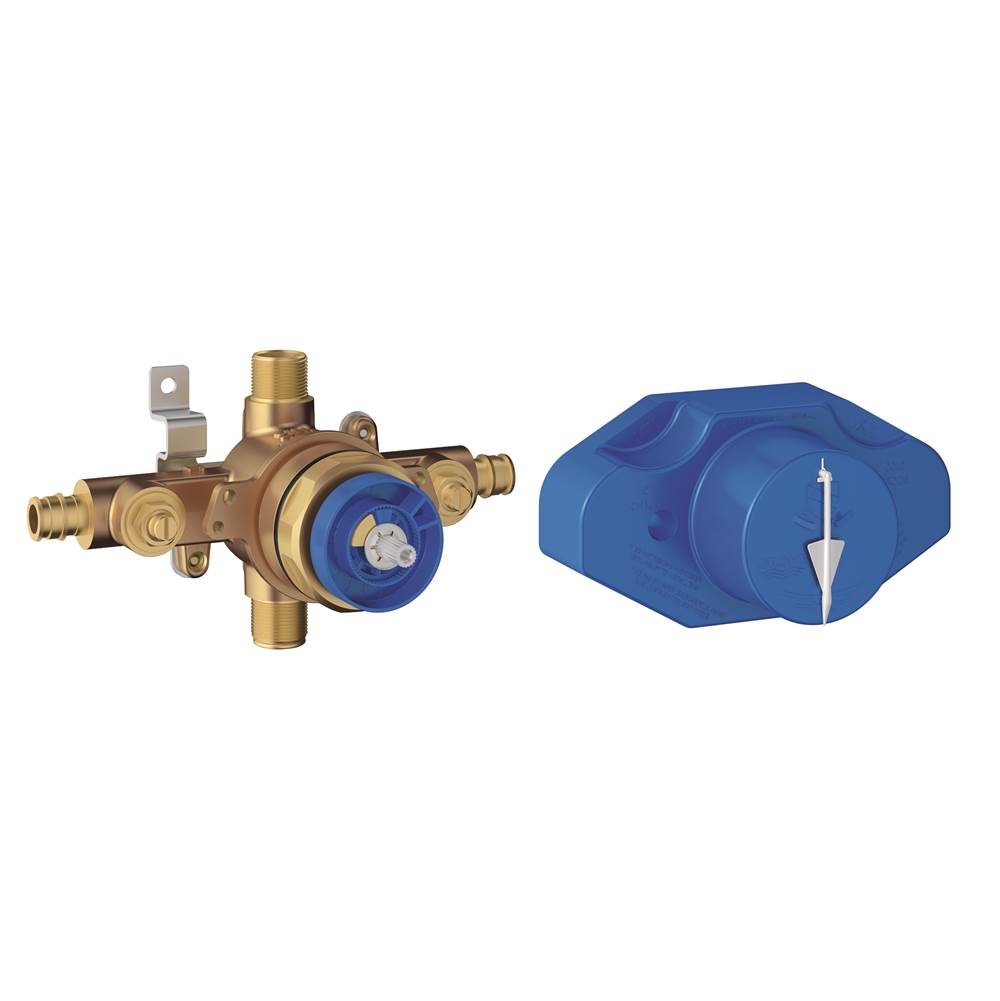 Grohe Diverter Valves and Trim Shower Parts item 35064001