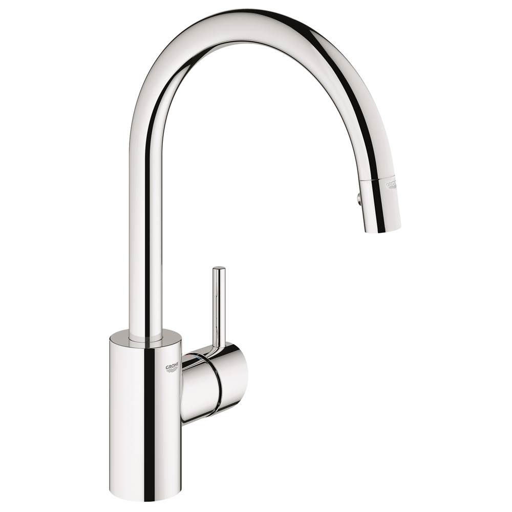 Grohe Single Hole Bathroom Sink Faucets item 32665001