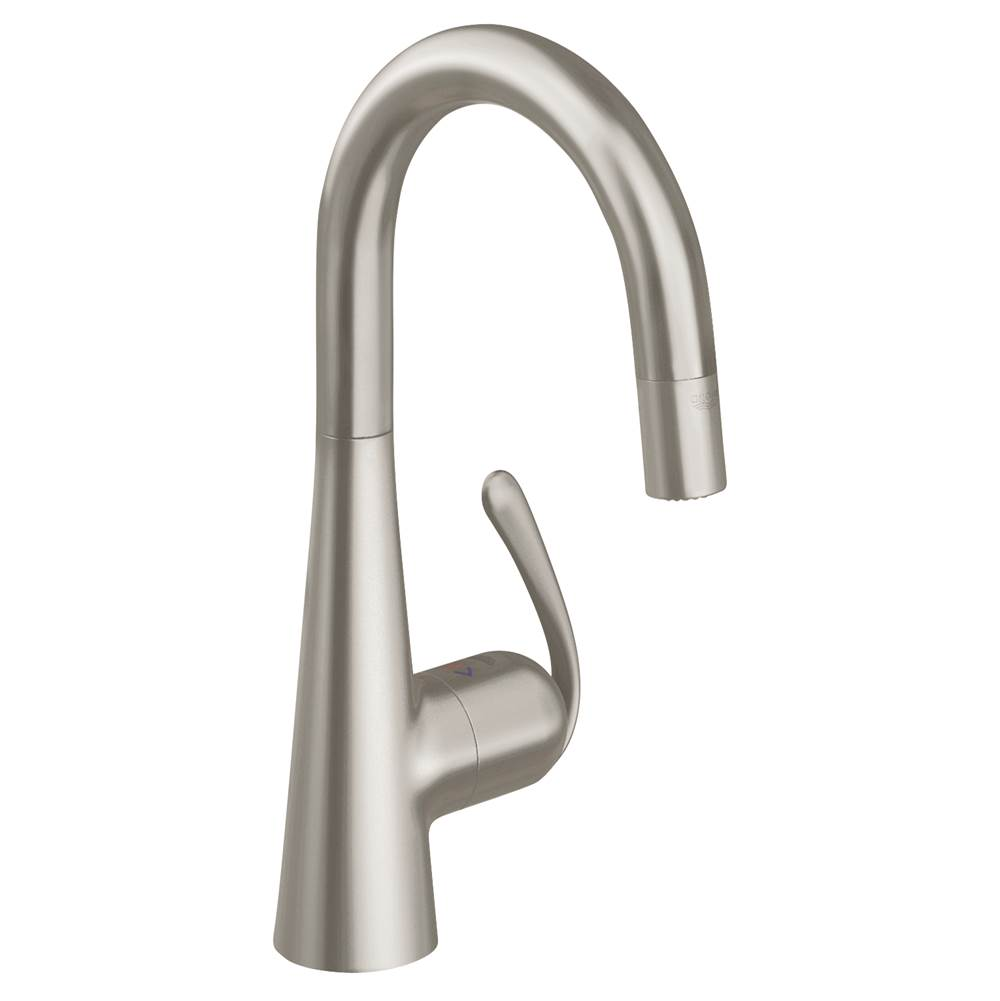 Grohe Retractable Faucets Kitchen Faucets item 32283DC0