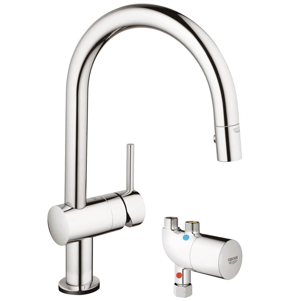 Grohe Deck Mount Kitchen Faucets item 31392000