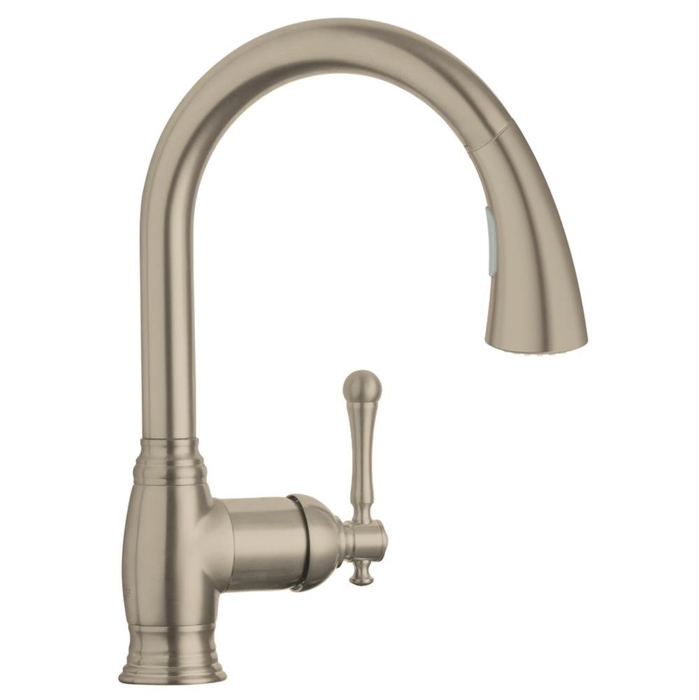 Grohe Single Hole Kitchen Faucets item 33870EN1