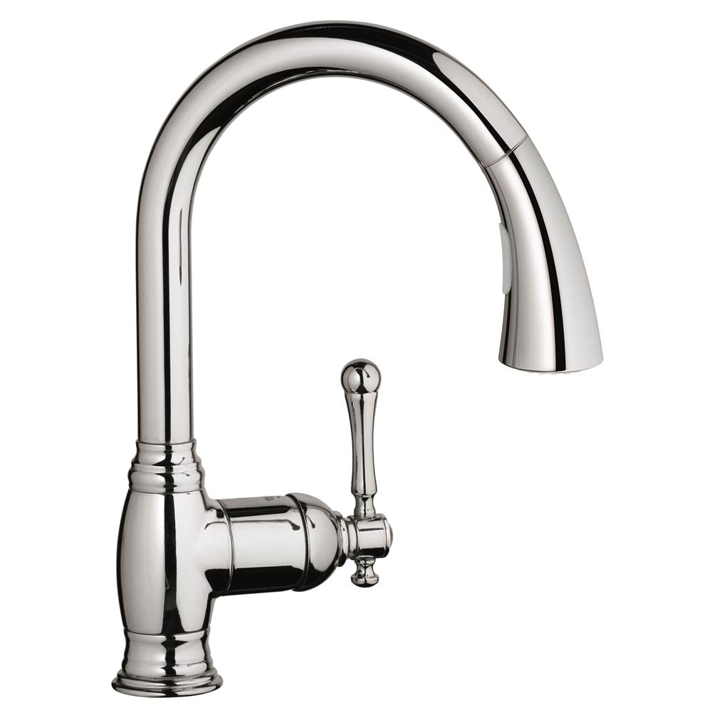 Grohe Retractable Faucets Kitchen Faucets item 33870002