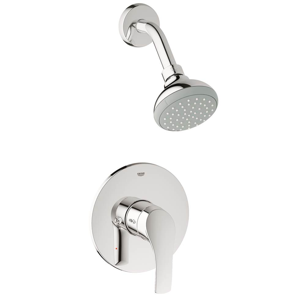Grohe  Shower Only Faucets With Head item 35014002