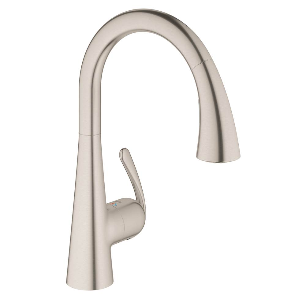 Grohe Single Hole Kitchen Faucets item 32298SD1
