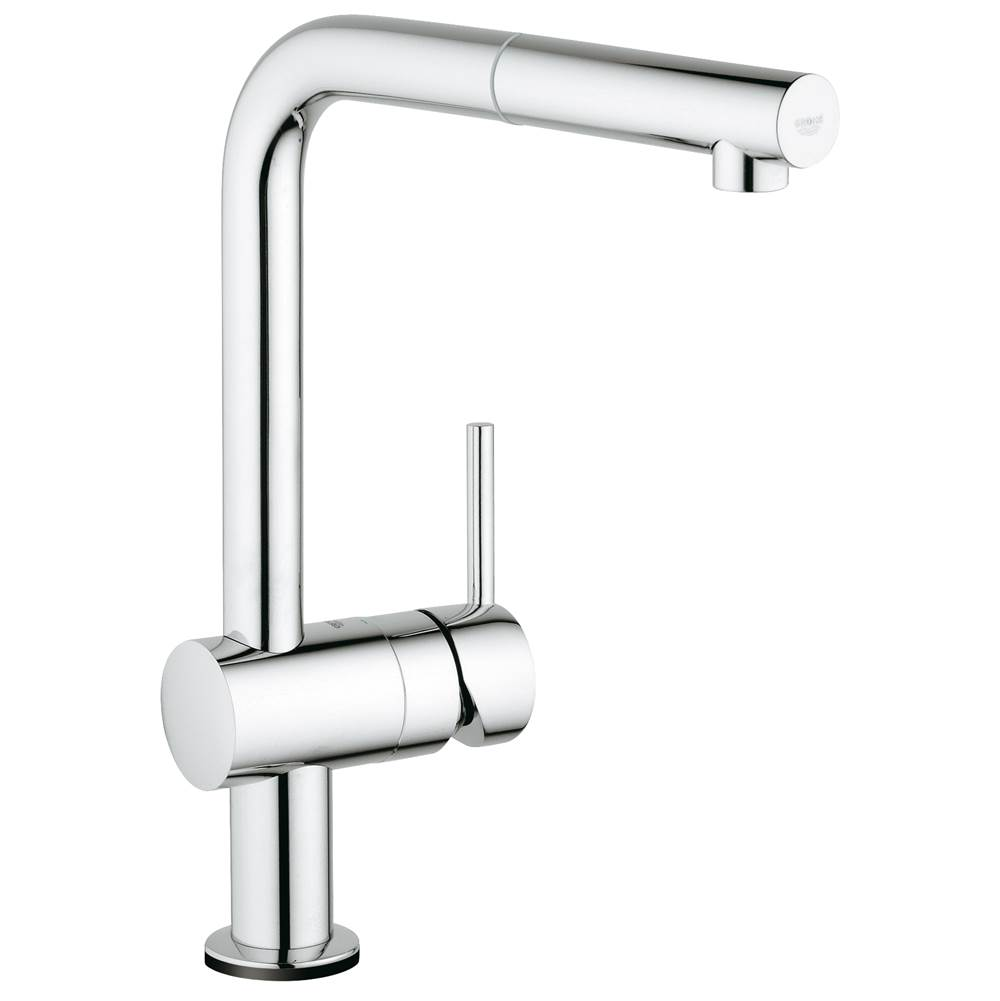 Grohe Retractable Faucets Kitchen Faucets item 30218001