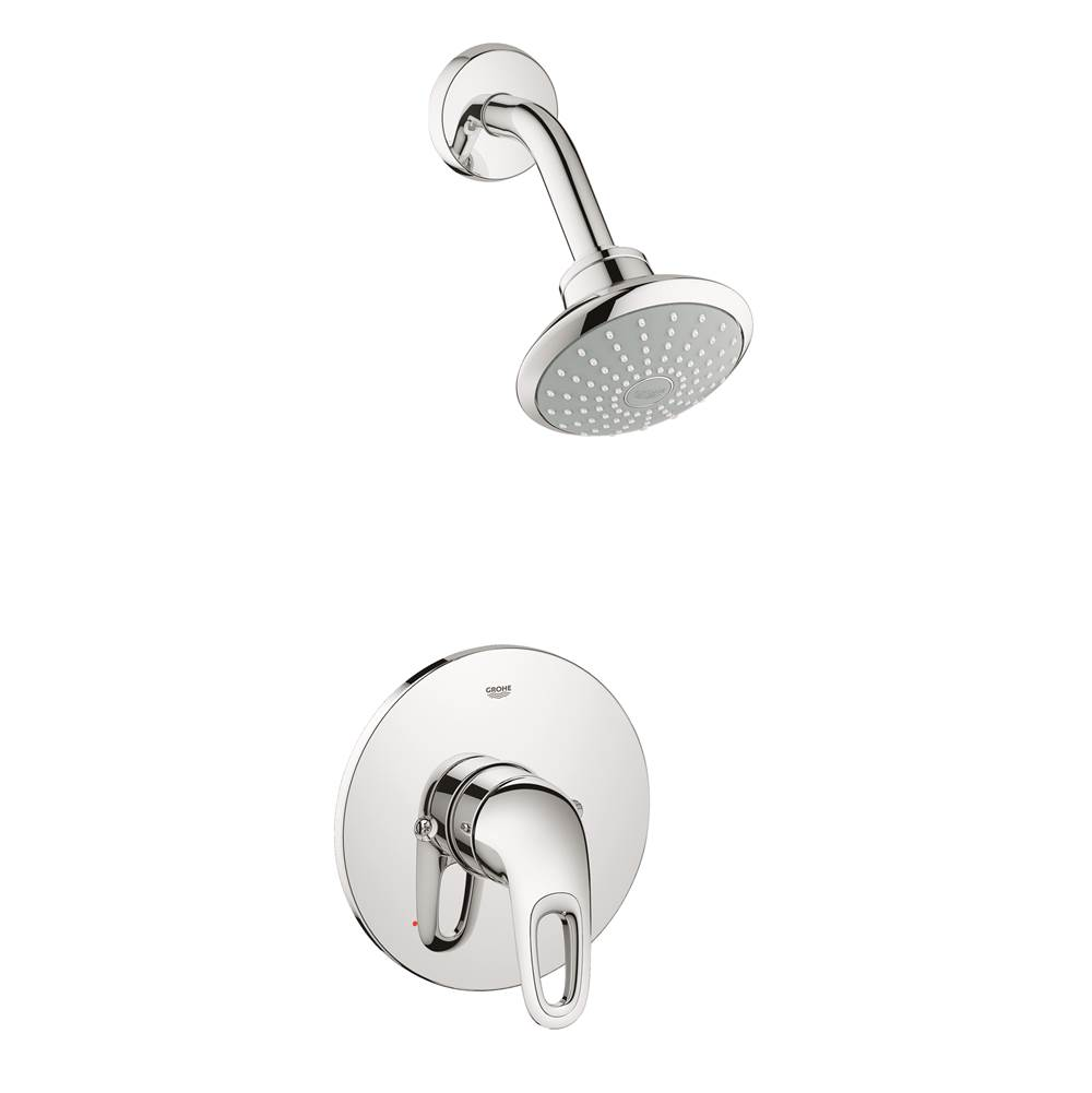 Grohe  Shower Only Faucets With Head item 35060003