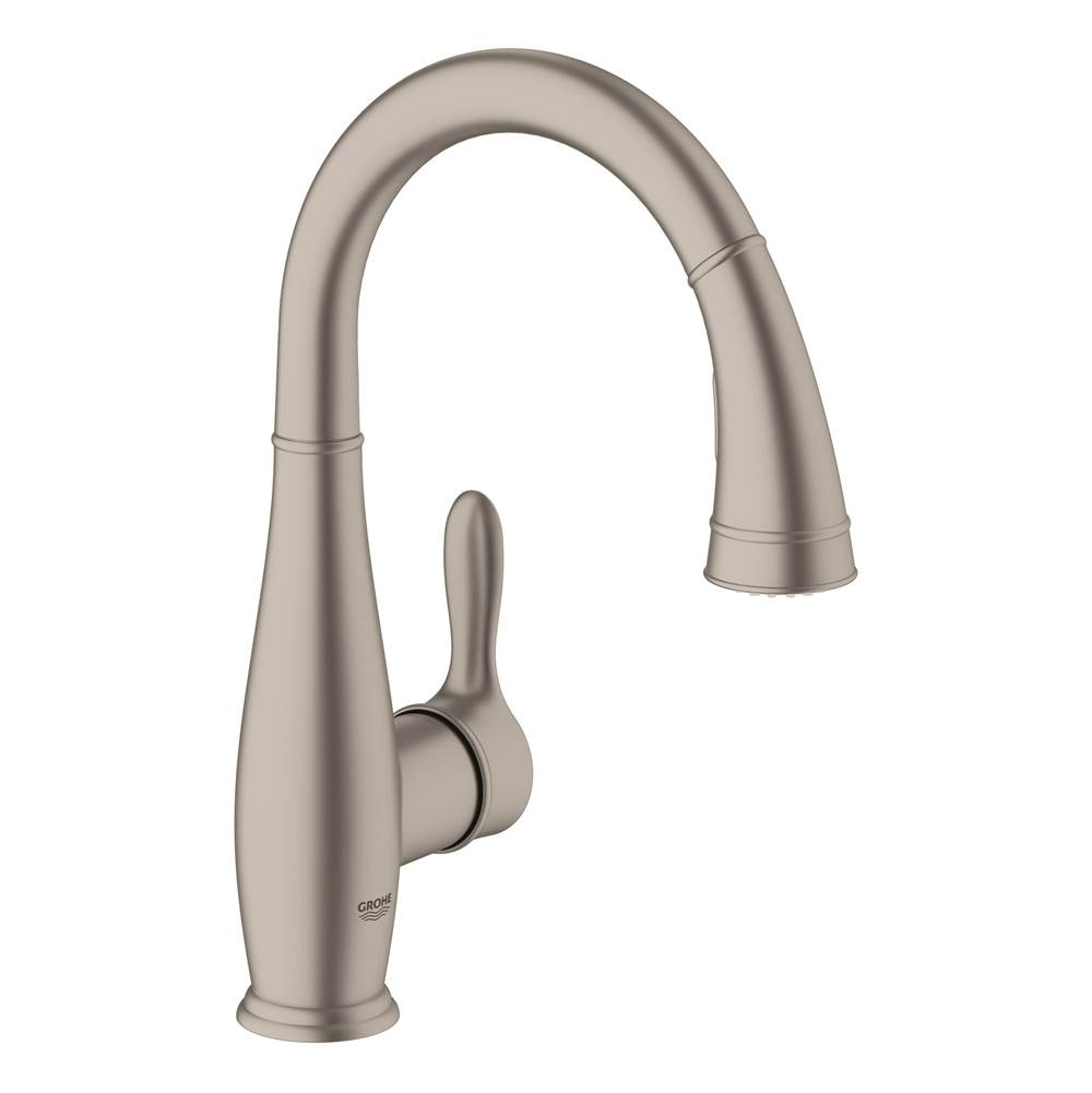Grohe Retractable Faucets Kitchen Faucets item 30296DC0