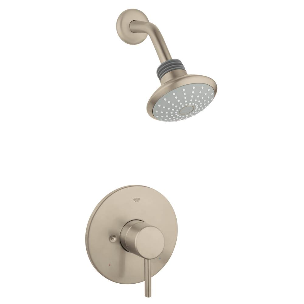 Grohe  Shower Only Faucets With Head item 35010EN1