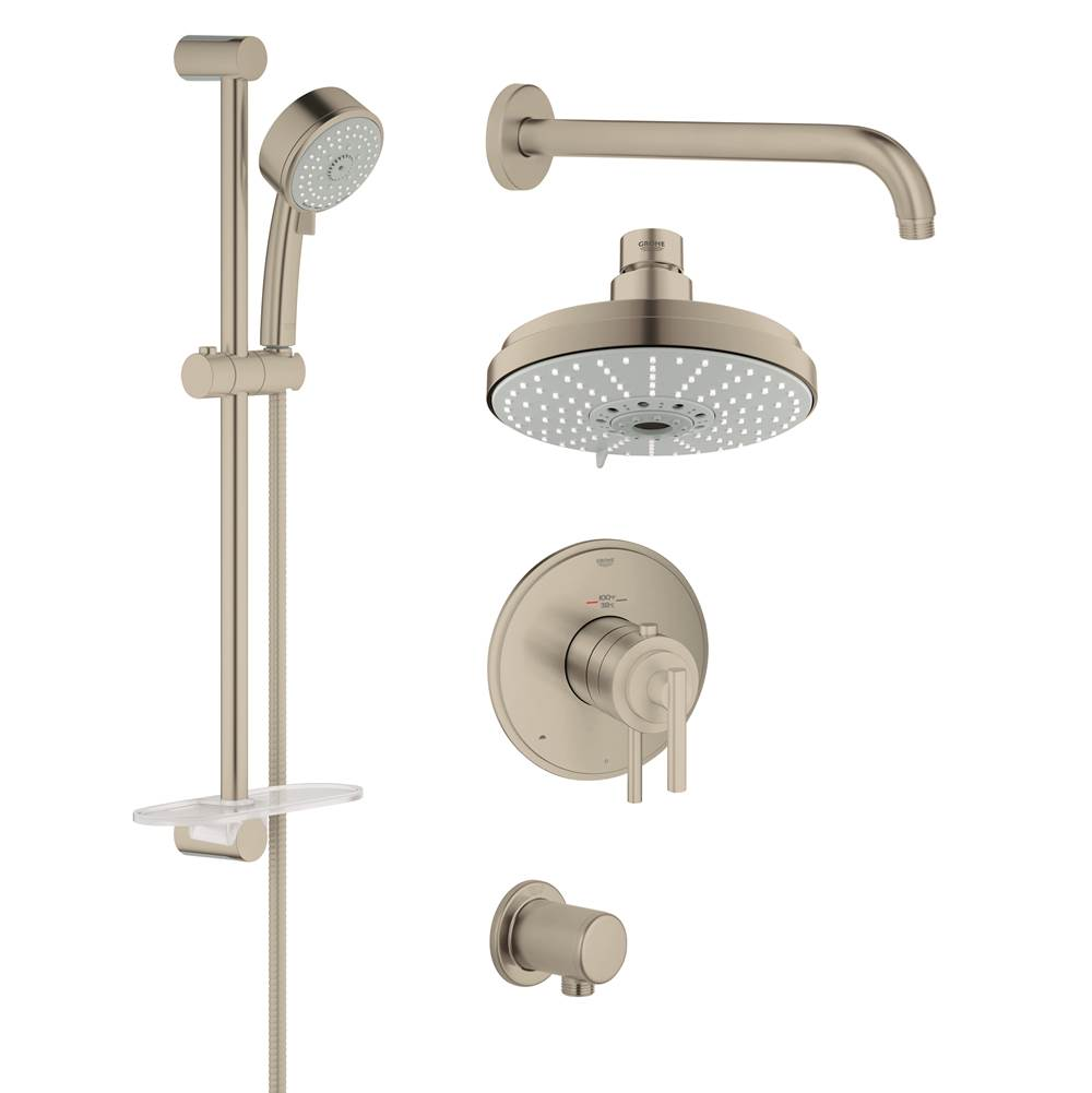 Grohe Complete Systems Shower Systems item 35056EN0