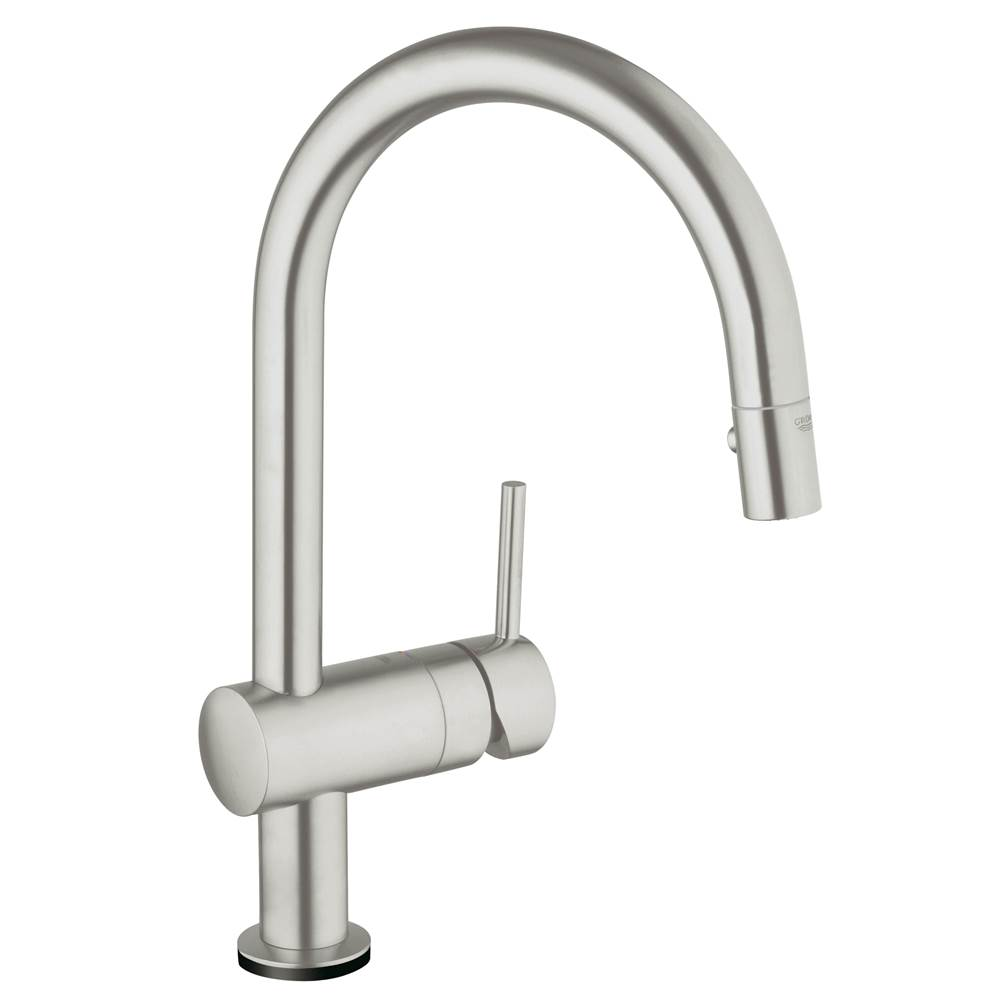 Grohe Retractable Faucets Kitchen Faucets item 31359DC1