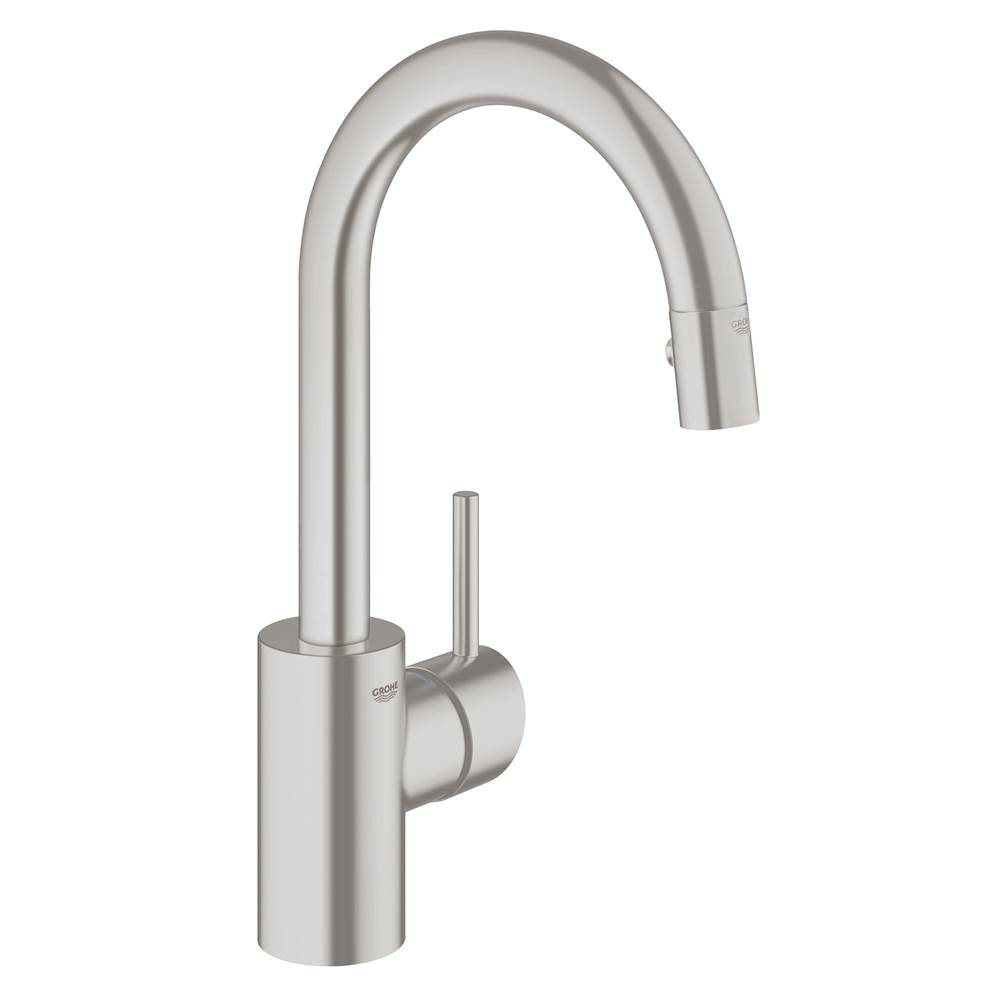 Grohe Retractable Faucets Kitchen Faucets item 31479DC0
