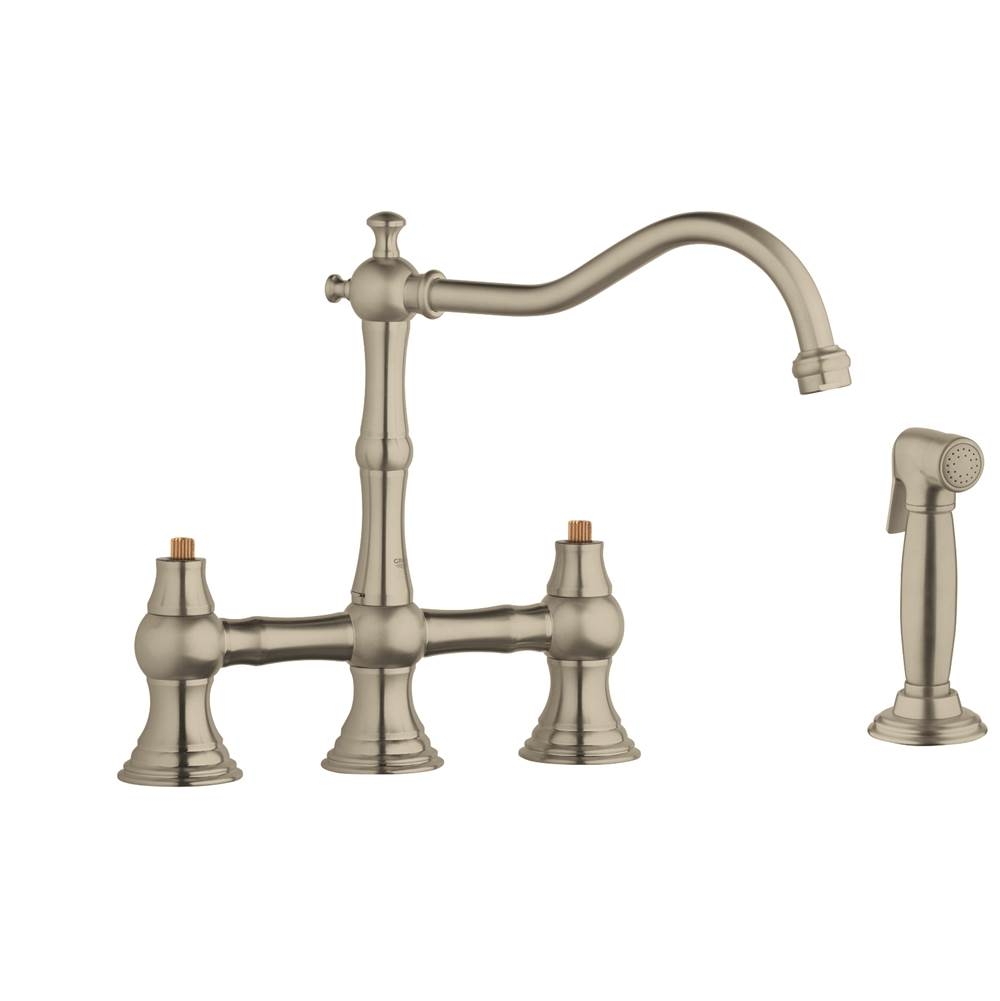 Grohe Bridge Kitchen Faucets item 20158EN0