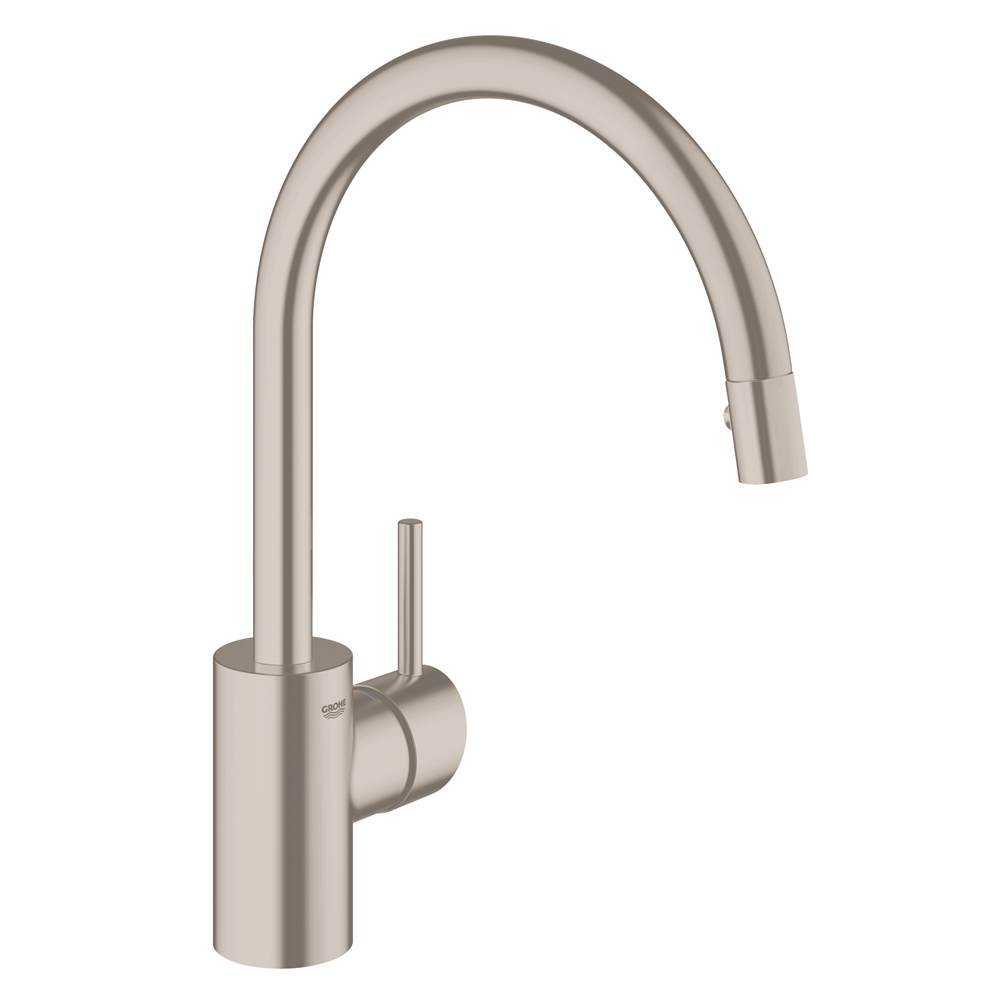 Grohe Single Hole Kitchen Faucets item 32665DC1