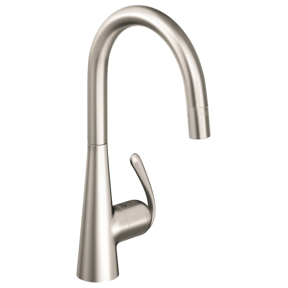 Grohe Single Hole Kitchen Faucets item 32226SD0