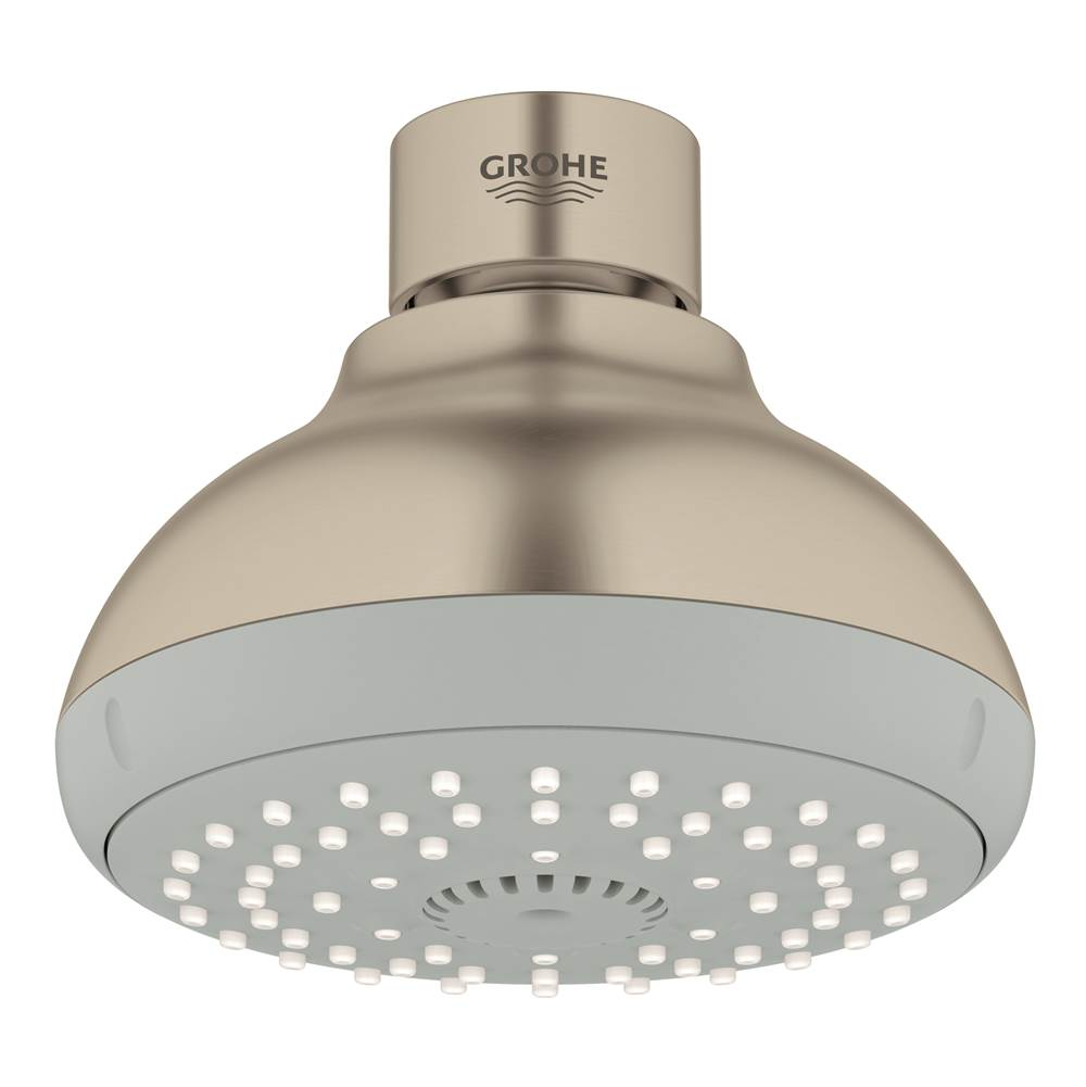 Grohe Showers Shower Heads Nickel Tones | Gateway Supply - South ...