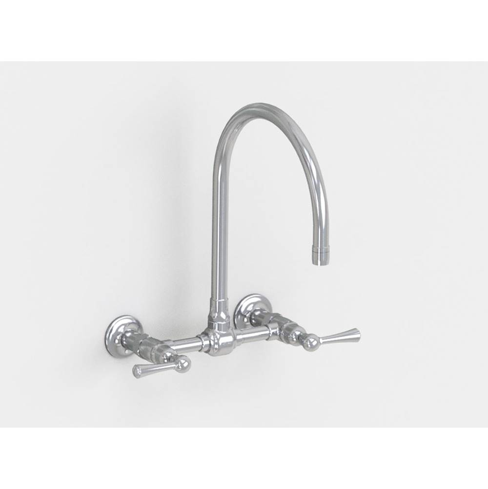 Jaclo Wall Mount Kitchen Faucets item 1011-M-PSS