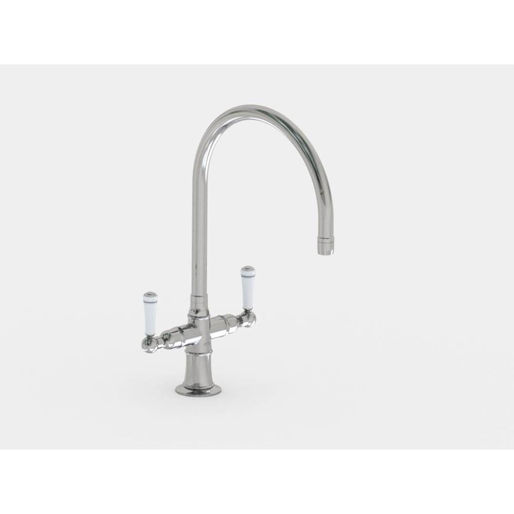 Jaclo Single Hole Kitchen Faucets item 1021-W-BSS