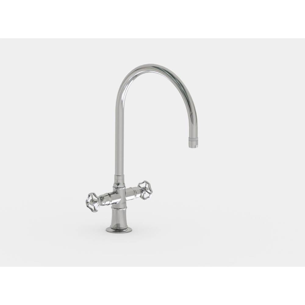 Jaclo Single Hole Kitchen Faucets item 1021-X-PSS