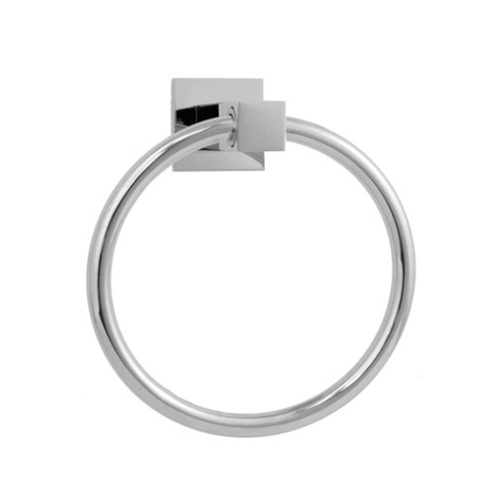Jaclo Towel Rings Bathroom Accessories item 4280-WH