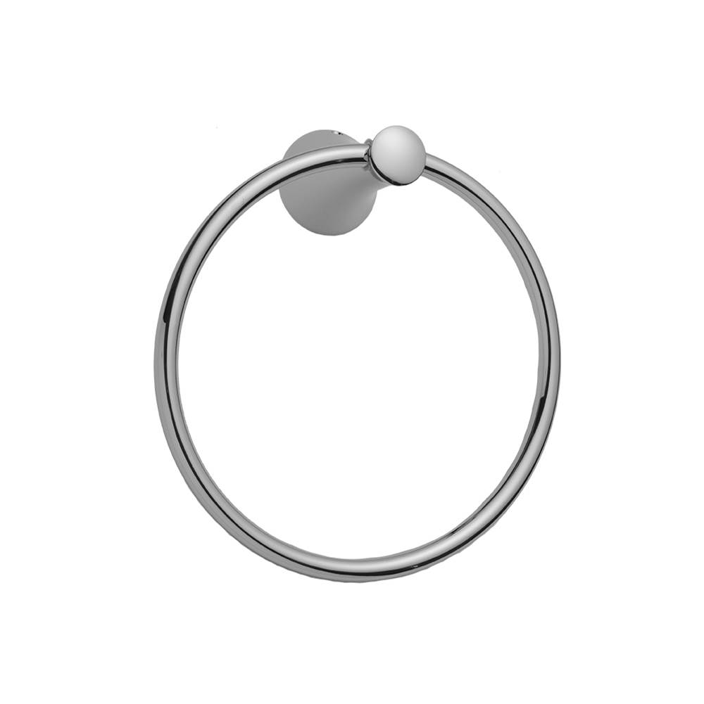 Jaclo Towel Rings Bathroom Accessories item 4460-TR-PN