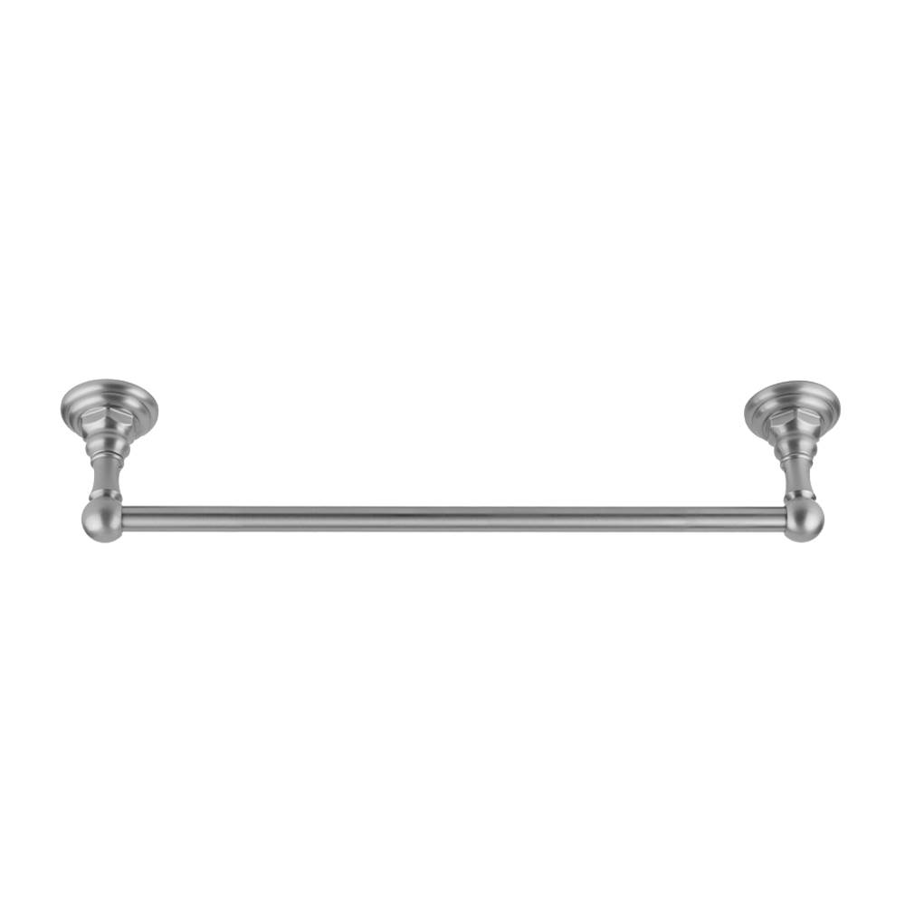 Jaclo Towel Bars Bathroom Accessories item 4830-TB-18-PEW
