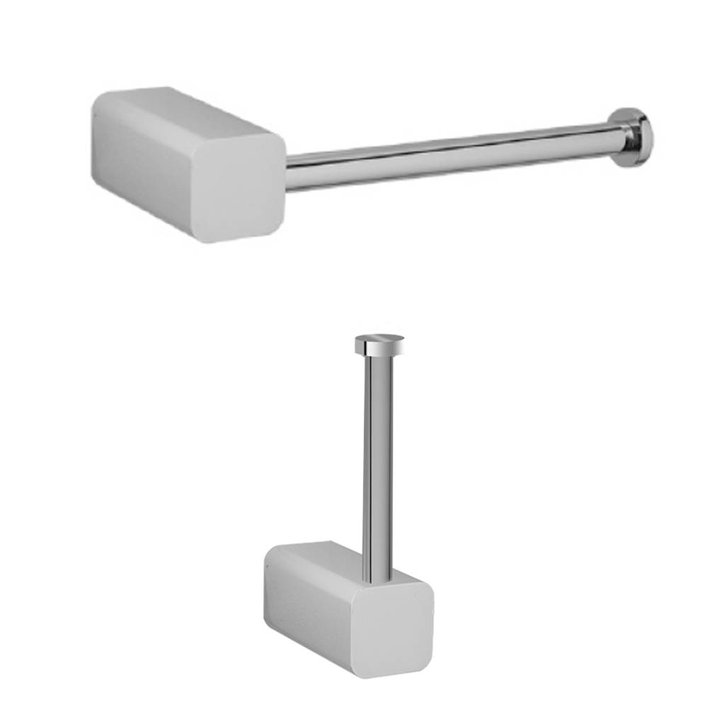 Jaclo Toilet Paper Holders Bathroom Accessories item 5401-STP-BG