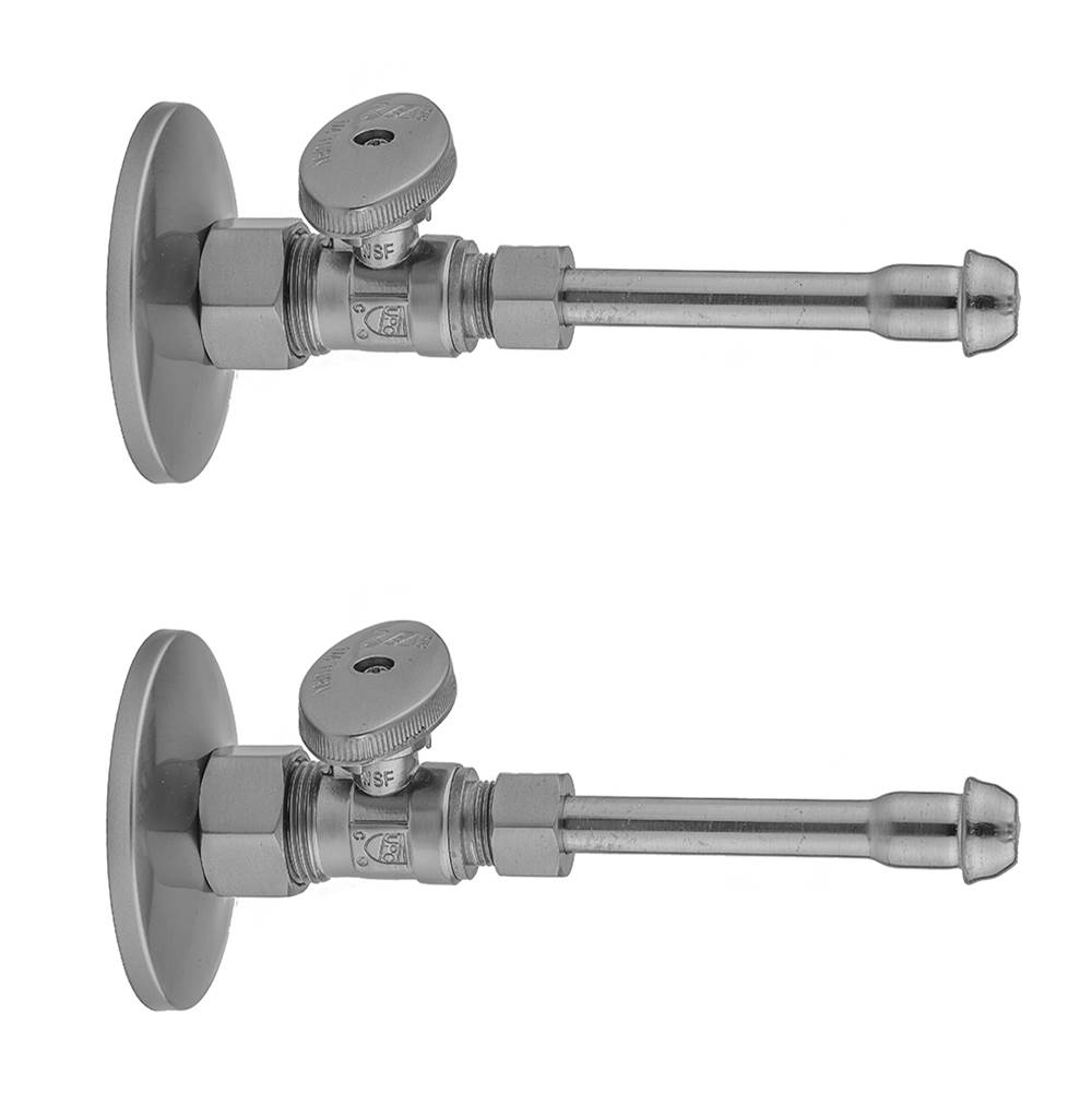 24 Black Nickel 24 Standard Plumbing Supply Jaclo 3024-DS-BKN Double Spiral Brass Hose